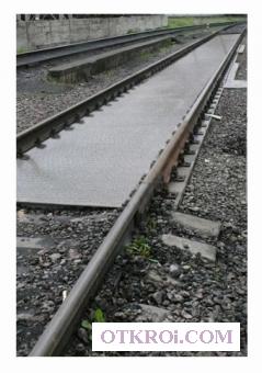 Статические Ж/Д весы. Весы железнодорожные.