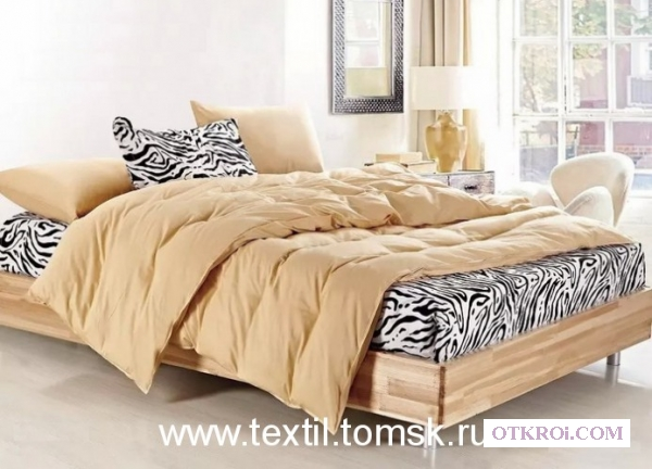Семейное постельное белье Tango дуэт твил