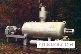 Горизонтально-вакуумный котел КВ-4. 6м и Ж4-ФПА