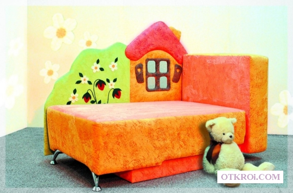 Химчистка детской мебели в Берёзовском
