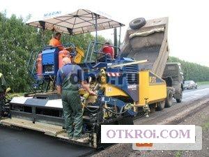 АКЦИЯ!   асфальтирование дорог в новосибирске