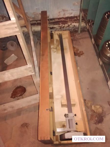 Инструмент измерительный с хранения