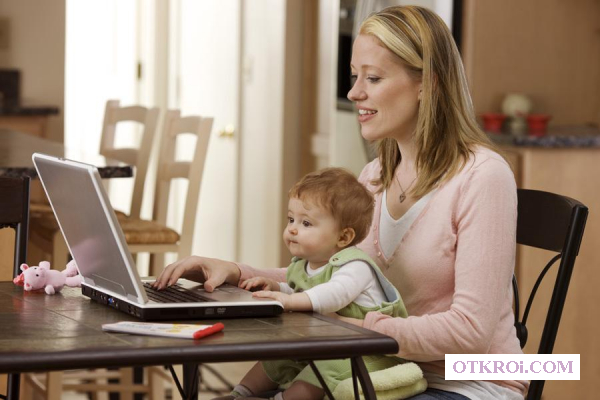 Вечерняя подработка на домашнем ПК для женщин