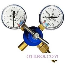 Редуктор баллонный кислородный БКО-50-12, 5