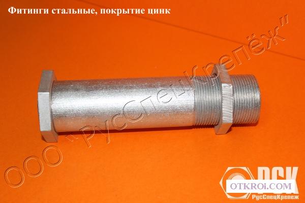 Изготовление контргайки ГОСТ 8968-75
