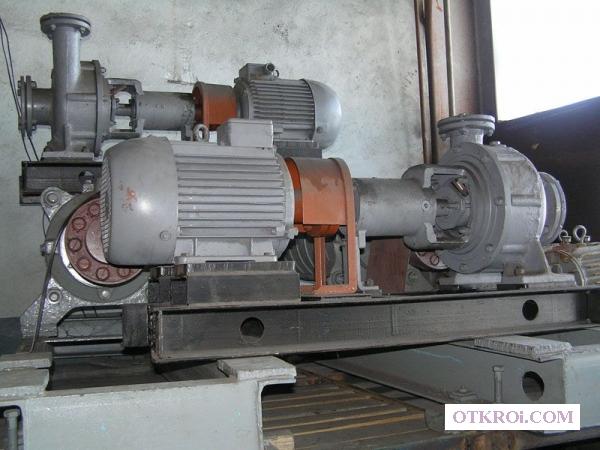 Насосы К,  КМ консольные на складе без двигателей