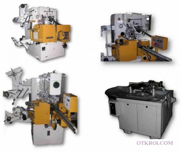 Завёрточный автомат упаковочная машина в стик NAGEMA ST1 и тд.