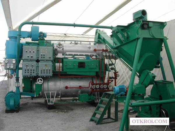 Оборудование для производства рыбной муки