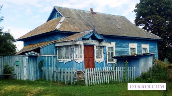 Дом на юге Брянской области