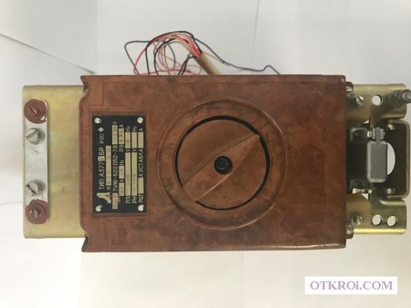Автоматический выключатель Тип А3772БР