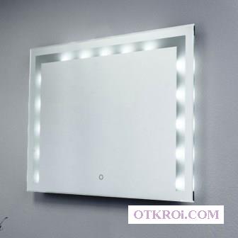 Зеркала с LED подсветкой от производителя