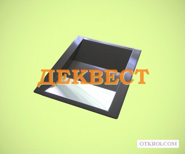 Неподвижный банковский лоток УПН-3. Деквест.