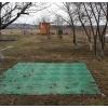 Пластиковая плитка для садовых пешеходных тропинок на даче