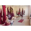 Обучение инструкторов Йога в гамаках