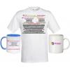 Принты на футболках +7(495) 5054743 Печать на одежде.  Фото на кружках.  Наклейки.  Баннеры.  Стенды.  Вывески.  Указатели.  Фот