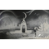 Рисование снегом или песочная анимация в Ростове