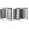 Шкафы для хранения уборочного инвентаря и дезсредств ASP-SHХM,  купить в Москве