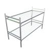 Металлические кровати с ДСП спинками для гостиниц, кровати для больниц, кровати для санаториев, кровати оптом дешево