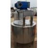 Емкость- смеситель,  новая,  нержавеющая,  объем — 0, 3 куб. м.