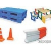 Изделия из пластика (садовая мебель, поддоны, ограждения)