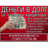 Деньги в долг без отказа на личные нужды по договору займа