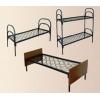 Кровати металлические для лагеря, кровати для гостиницы, кровати для турбаз