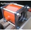 Кран шаровый на бензовоз КШФ DN50,  DN80,  DN100