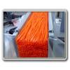 Экструдер для выпуска ворса щеточных дисков и метел пластиковых