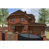 Строительство домов,  коттеджей,  проект под ключ ksk-44