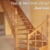 Лестницы из дерева. Изготовление и монтаж