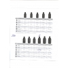 Бутылка стеклянная БВ-1-1000.  бт-4-500