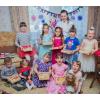 Мастер-класс по росписи имбирного печенья на День рождение