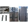 Металлические конструкции разных видов,  строительные материалы от производителя.