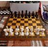 Шахматы СССР в подарочном футляре «Ладья»