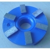ФАТС-W 95/МШМ-6 № 0/40 VORTEX, фреза алмазная с адаптером (мокрый рез) (С)