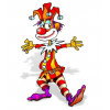 Клоун на час