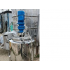 Емкость нержавеющая — реактор,  объем — 0, 1 куб. м