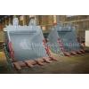 Ковши скальные усиленные и скальные сверхусиленные для экскаваторов из наличия