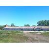 Продажа зернохранилища 1493 м2 на участке 1, 2 га рядом с федеральной автомагистралью М 4 «Дон»