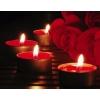 Древнерусская магия любви.   .   Привороты на свечу.   .