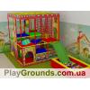 Детская игровая комната производство.