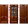 Межкомнатные стеклянные зеркальные двери Харьков
