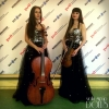 Дуэт скрипка и виолончель Violin Group DOLLS - музыканты
