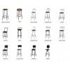 """Барные стулья """"Ампир бар"""" и другие модели."""