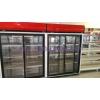 Холодильные регалы (встроенный холод) .