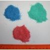 Триполифосфат натрия гранулированный,  окрашенный (синий,  зеленый,  красный)