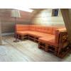 Срочный пошив декоративных подушек на диваны из паллетов.