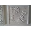 Формы для плитки,  каминов,  облицовки и т. д.  более 500 видов форм