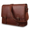 Ashwood Thales Hampton brown сумка-мессенджер