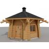 Строим гриль домики